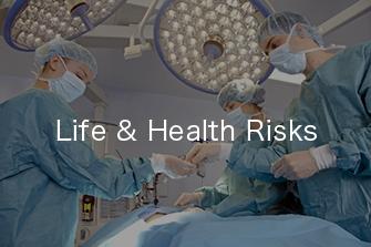 Life & Health Risks